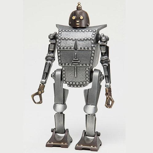 """Bob"" the Robot Coin Bank by Scott Nelles"