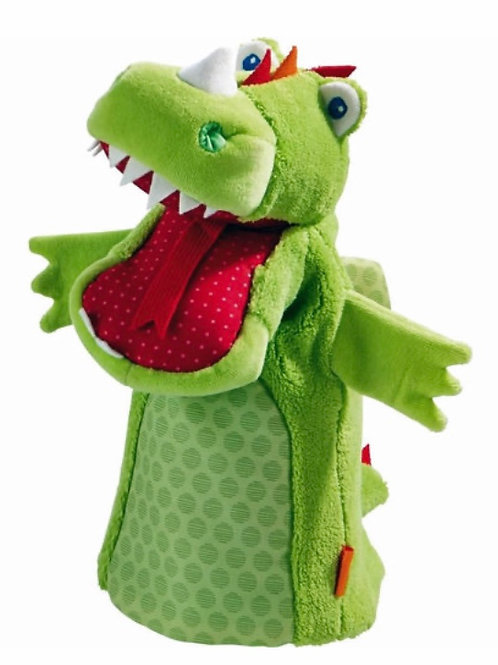 Vinni The Dragon Glove Puppet by Haba
