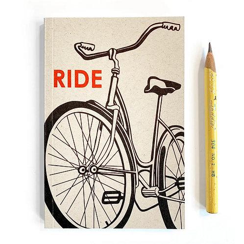 Small Bike Journal by Little Lark