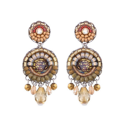 Shifting Sands Agave Earrings by Ayala Bar (C1294)