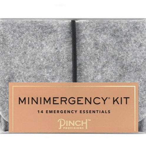 The Minimergency Kit by Pinch Provisions