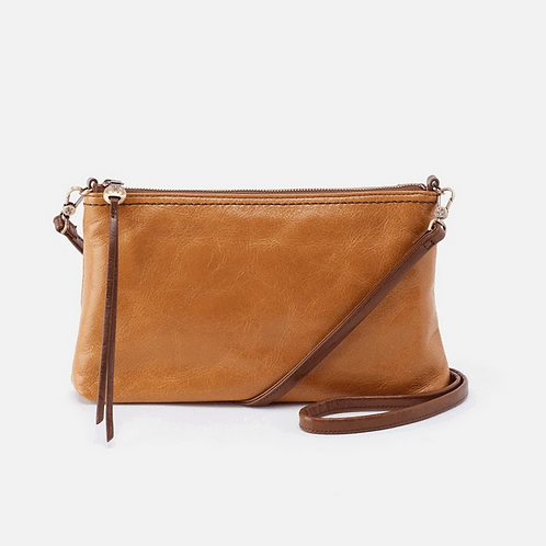 Darcy Convertible Bag in Honey by HOBO