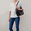 Thumbnail: Lennox Shoulder Bag in Black by HOBO