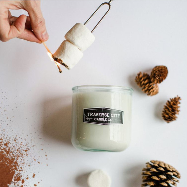 Candles by Traverse City Candle Co_