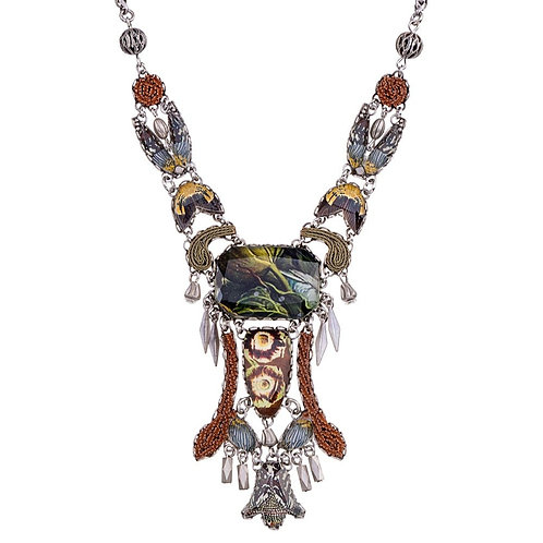 Terra Necklace R3230 - Mother Earth by Ayala Bar