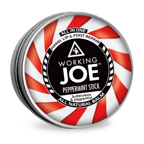 Natural Balm - Peppermint Stick by Working Joe