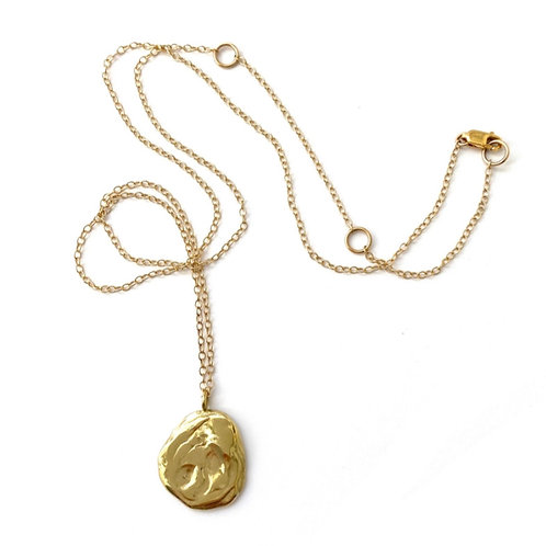 """18"""" - 20"""" Looking Glass Necklace by Goldeluxe Jewelry"""