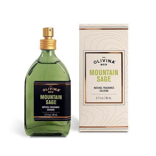 Mountain Sage Cologne by Olivina Men