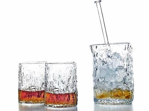 Stump Cocktail Set by Vitrelux