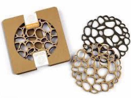 Trivet - Pebbles set of 2 by Five Ply Design
