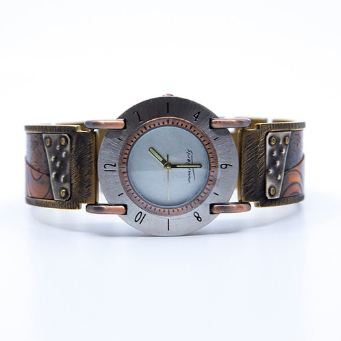Mixed Metal Unisex Watch by Watchcraft (WFMMV23)