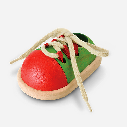 Tie-Up Shoe by PlanToys