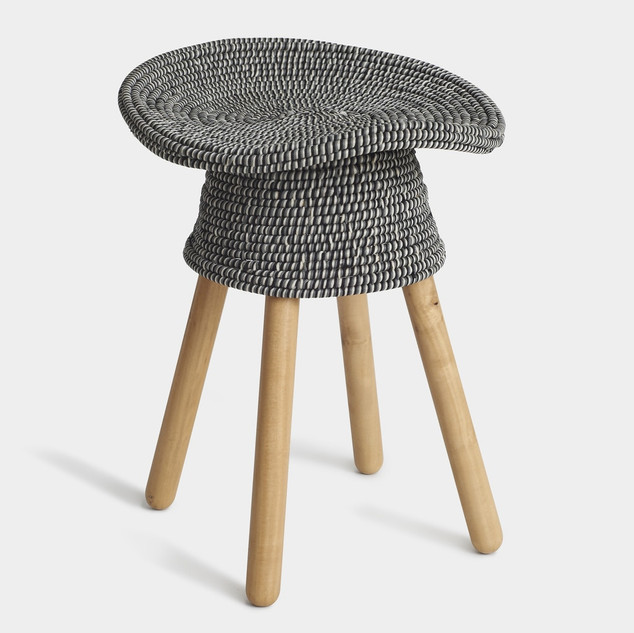 Coiled Stool by Umbra Studio