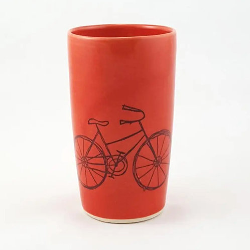 Bike Tumbler by Bella Joy