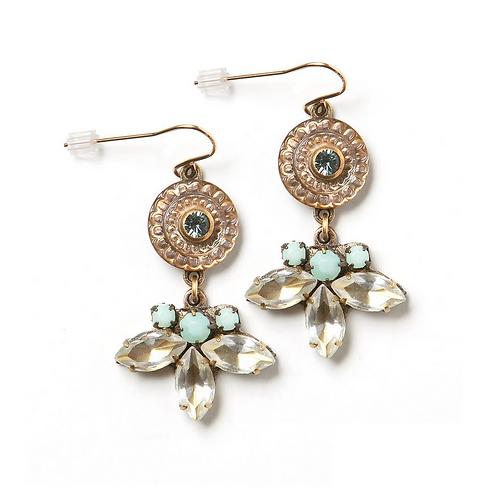 Winter Desire Earrings by Elements Jill Schwartz