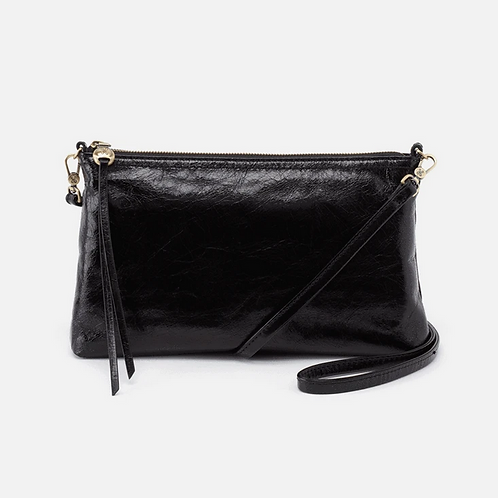 Darcy Convertible Bag in Black by HOBO