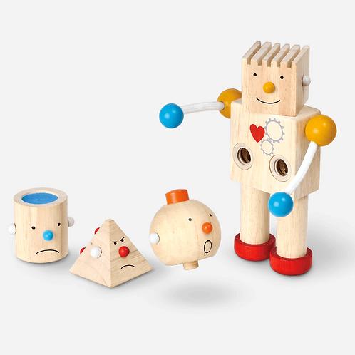 Build-A-Robot by PlanToys