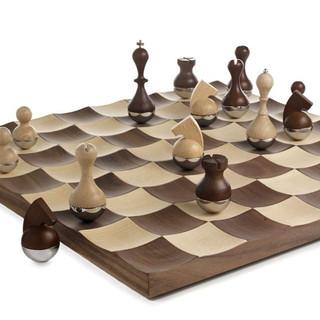 Chess Set by Umbra Studio