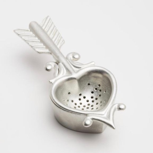 Heart Tea Strainer by Beehive Handmade