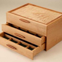 Jewelry Box by Heartwood Creations
