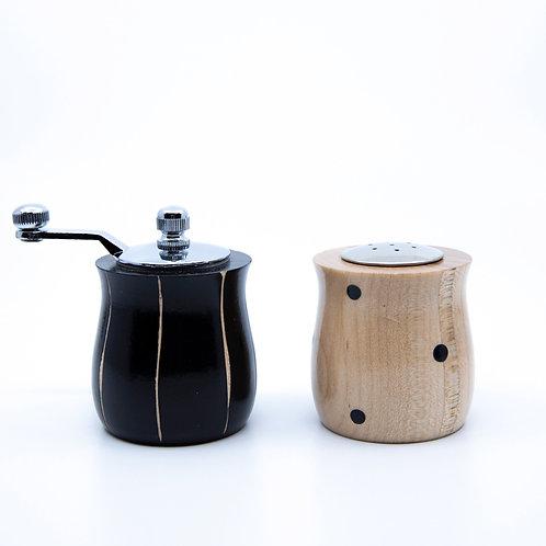 Mini Salt & Pepper Set by RAW Design