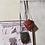 Thumbnail: Fern Crossbody in Port by HOBO