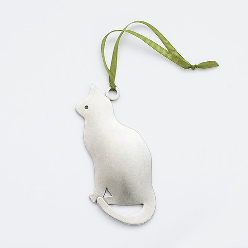 Cat Ornament by Beehive Handmade