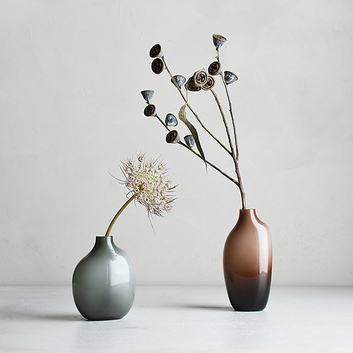 Tall Sacco Bud Vase by Kinto