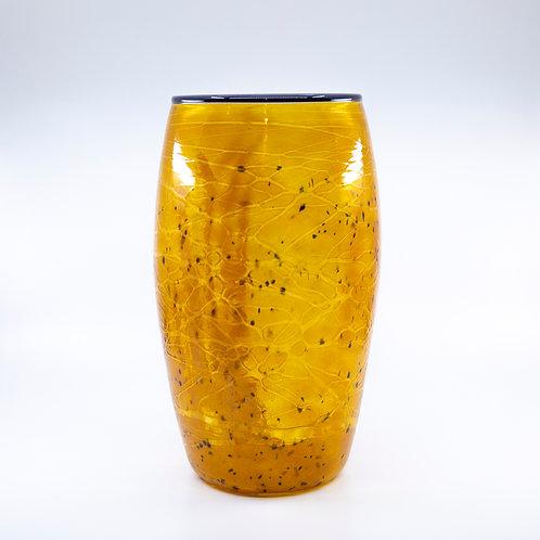 Gold Cordoba Cylinder by Tom Stoenner