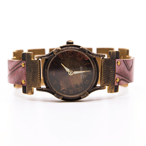 Mixed Metal Unisex Watch by Watchcraft (SLK2)