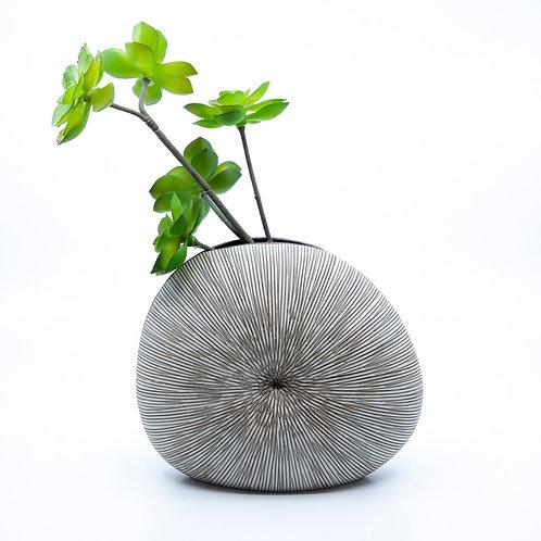 Diva Medium Round Vase by Art Floral