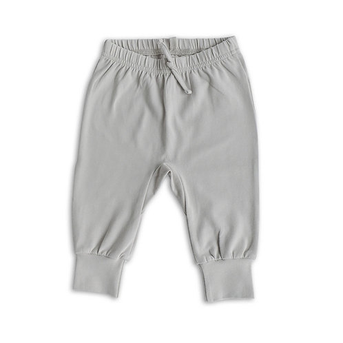 Essential Pant in Dove Grey by Pehr