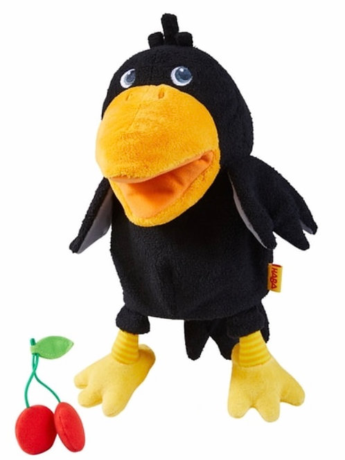 Theo The Raven Glove Puppet by Haba