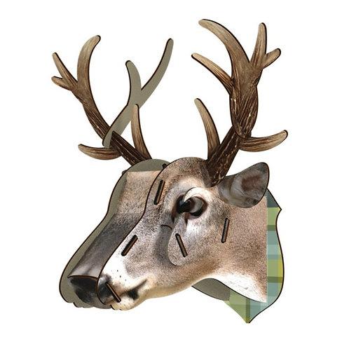 Eco Deer Head in King Deer by Miho Unexpected Thing