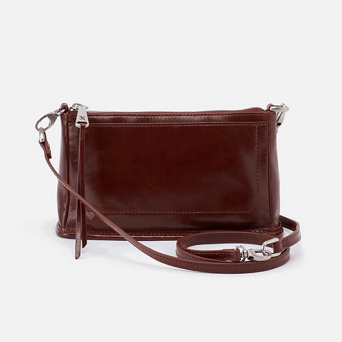 Cadence Bag in Chocolate by HOBO