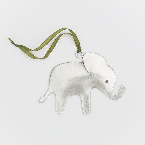 Elephant Ornament by Beehive Handmade