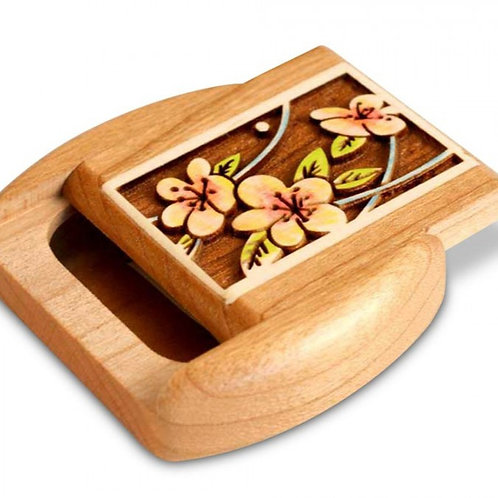 Cherry Blossom Prismatone Secret Box by Heartwood Creations