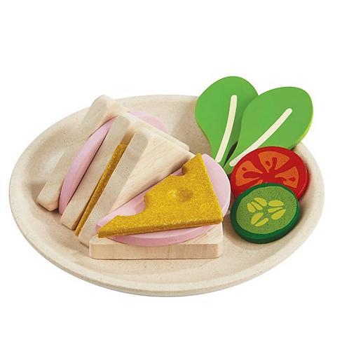 Sandwich Set by PlanToys