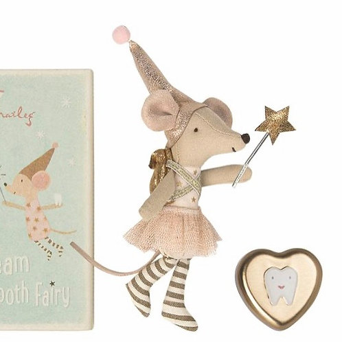 Big Brother or Big Sister Tooth Fairy Mouse by Maileg