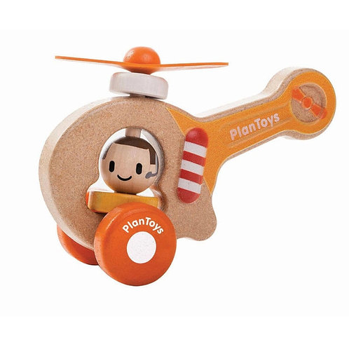 Helicopter by PlanToys