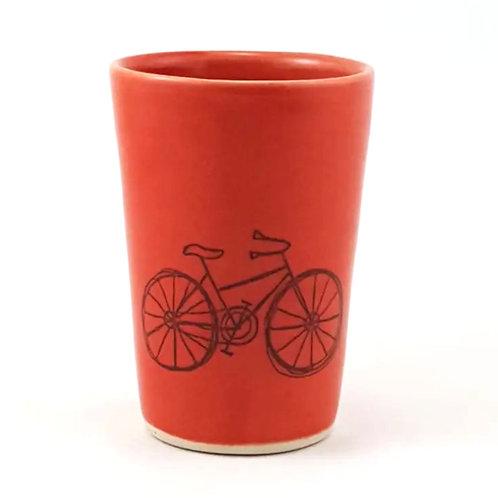 Small Bike Cup by Bella Joy
