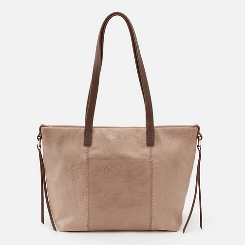 Ceclily Mini Tote in Rose Dust by HOBO