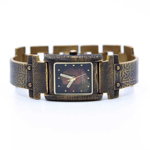 Mixed Metal Unisex Watch by Watchcraft (RC1)