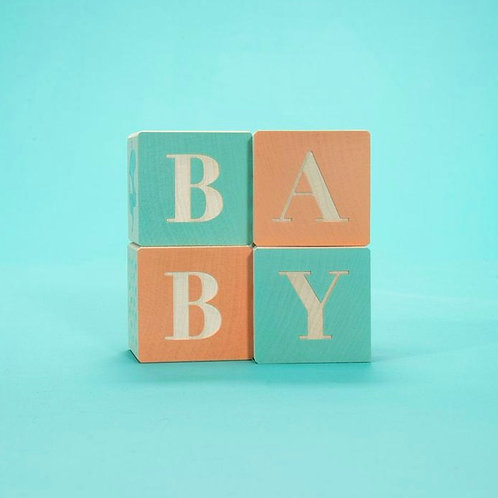 Baby Blocks by Uncle Goose