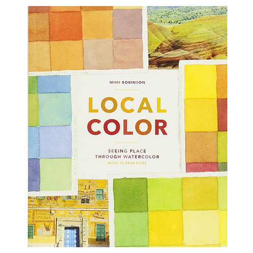 Local Color: Seeing Place Through Watercolor by Chronicle Books