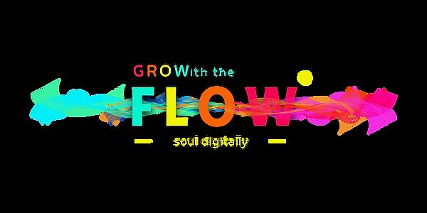 flow digital logója, idézet: Fújja szél a hullámjait azoknak, akik tudják melyik kikötőbe tartanak.