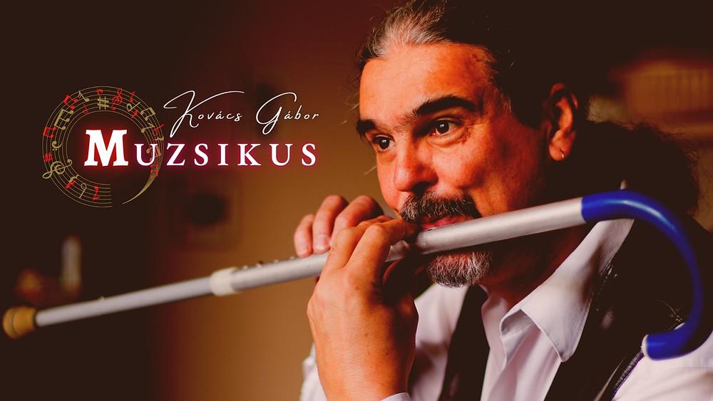 Kovács Gábor Muzsikus fotója