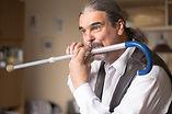 hulladékból készített hangszerek sorozat: szívószál síp