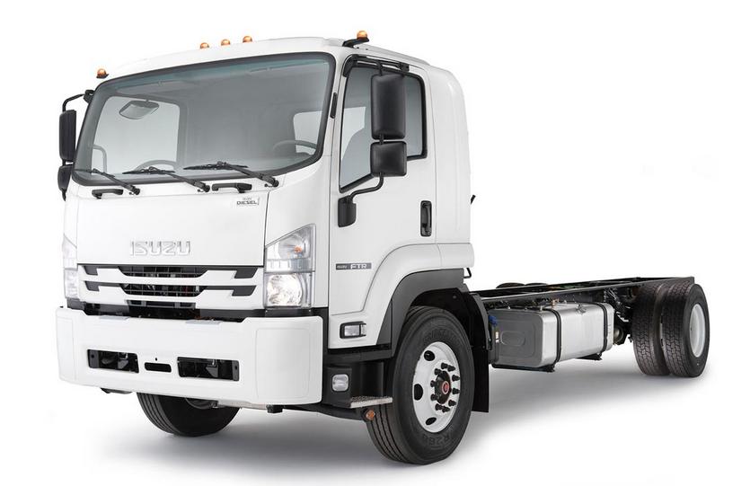 Camiones Serie F