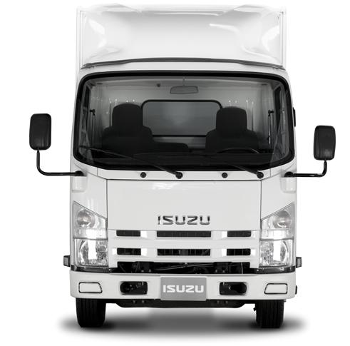 Camiones ISUZU de AUTOCOM